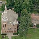 St. Thomas Catholic Church (Birds Eye)