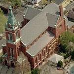 Holy Family Church (Birds Eye)