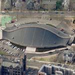 'Ingalls Ice Arena' by Eero Saarinen (Birds Eye)