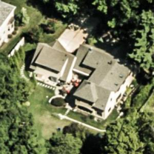 Wanda Sykes' House (Birds Eye)