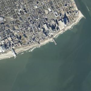 Atlantic City Boardwalk (Bing Maps)