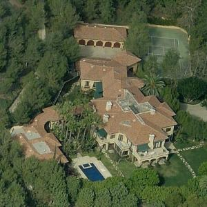 Kimora Lee Simmons and Tim Leissner's House (Birds Eye)