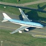 KLM Jumbo (Birds Eye)