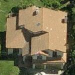 Christina Milian's House (Birds Eye)