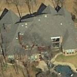Terence Newman's House (Birds Eye)