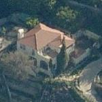 Penelope Ann Miller's House (Birds Eye)