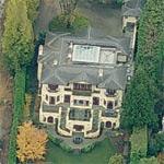 Hassan Khosrowshahi's house