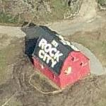 See Rock City Bird House Barn (Birds Eye)