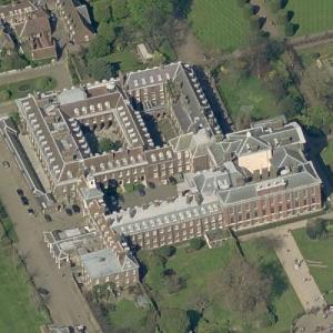 Kensington Palace (Birds Eye)