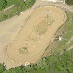 Borger's Speedway (Birds Eye)