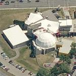 TELUS World of Science, Calgary (Birds Eye)