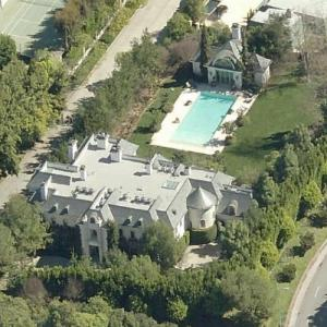 Michael Jackson's House (former) (Bing Maps)