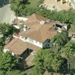 Howard Hesseman's House (former) (Birds Eye)