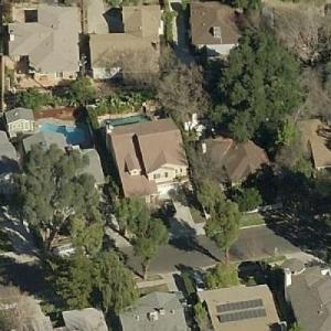 Freddy Rodriguez's House (Birds Eye)
