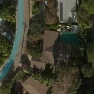 Lesley Ann Warren's House (Bing Maps)