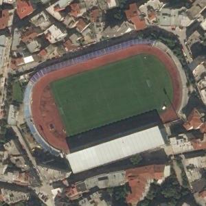 Zosimades Stadium (Bing Maps)