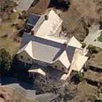 Sally Quinn & Benjamin Bradlee's house (Birds Eye)