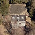 Ian Hornak's house (former) (Birds Eye)