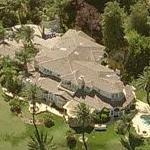 Mike Lieberthal's House (Birds Eye)