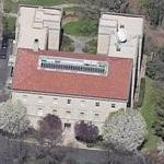 Embassy of the Apostolic Nunciature of the Holy See, Washington (Bing Maps)