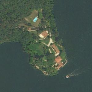 James Bond's House (Casino Royale) (Bing Maps)