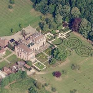 Beckham's Castle (Beckingam Palace) (Birds Eye)