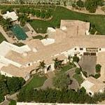 Shaquille O'Neal's House (former) (Birds Eye)