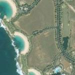 Future site of the Disney Ko Olina Family Resort (Bing Maps)