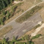 Bellevue Airfield (abandoned) (Bing Maps)