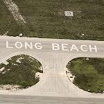 Long Beach airport (LGB) (Birds Eye)