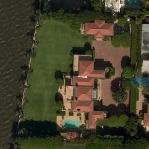 Nancy DeMoss' house (Bing Maps)