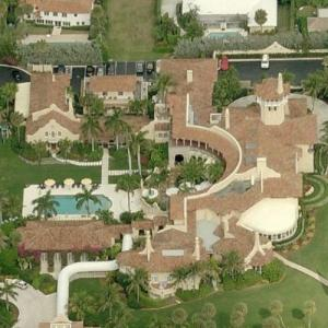 Donald Trump's house (Mar-A-Lago) (Birds Eye)