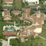Donald Trump's house (Mar-A-Lago)