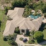 Andres Galarraga's house