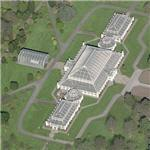 Temperate House at Kew Gardens (Birds Eye)
