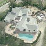 Warren Beatty & Annette Bening's House (Birds Eye)