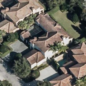 Henrik Stenson's House (Birds Eye)