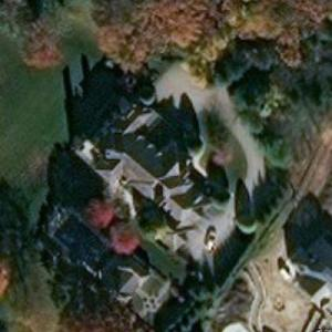 Steve Yzerman's house (Bing Maps)