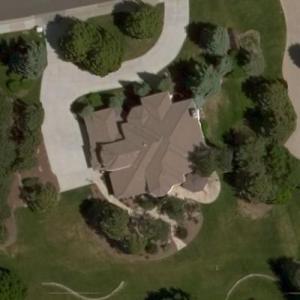 Gary Kubiak's house (former) (Bing Maps)