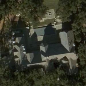 Alyssa Milano's House (Bing Maps)