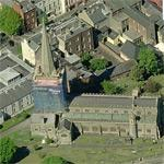 St Columb's Cathedral (Birds Eye)