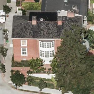 Nancy Pelosi's house (Bing Maps)
