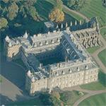 Holyrood Palace (Birds Eye)