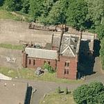 The Bratch Pumping Station (Birds Eye)