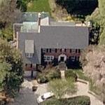 Tom Daschle's house (Birds Eye)