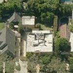 Luke Perry's House (Former) (Birds Eye)