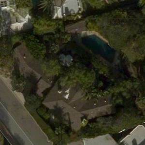 John Landis' House (Bing Maps)