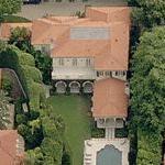 Iris Cantor's house (Birds Eye)
