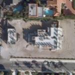 Wayne Garrison's house (Bing Maps)