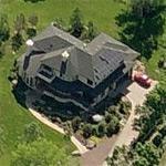 Mark Udall's house (Birds Eye)